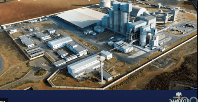Dangote Cement share buyback
