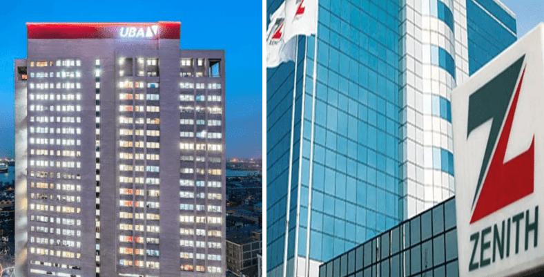 UBA Zenith Bank dividends