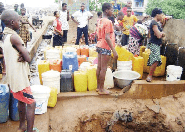 Nasarawa water scarcity