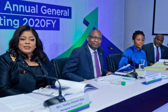 Fidelity Bank dividend