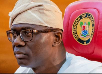 Sanwo Olu Lagos