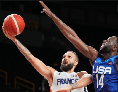 Olympics basketball